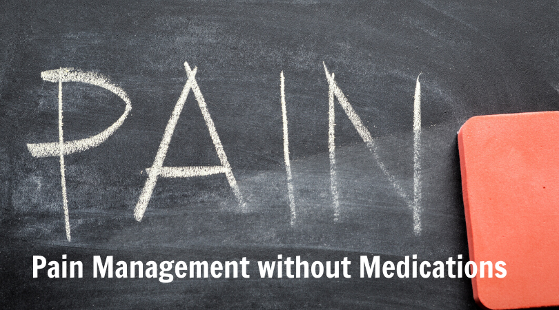 Pain Management without Medications